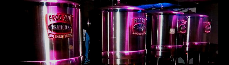 Alliance Inox Industrie - constructeur de cuves inox atmosphériques